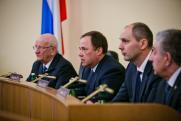 Паслера представили в качестве врио губернатора Оренбуржья