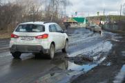ОНФ составил топ самых убитых дорог Удмуртии