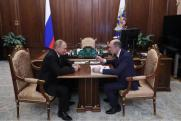 Путин назначил Олега Хорохордина врио главы Республики Алтай