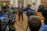 Александр Усс рассказал об итогах визита в Красноярский край президента Путина