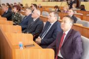 Контрольно-счетная палата Хакасии рассказала на сессии Верховного совета о нарушениях на 2,5 миллиарда рублей