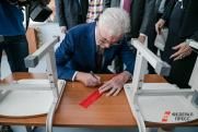 Путин наградил орденом бывшего сити-менеджера Екатеринбурга