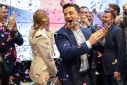 Дуров поздравил украинский народ с избранием «молодого президента»