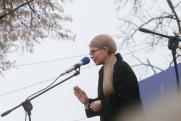 Тимошенко получила больше всего голосов из колонии, где раньше сидела