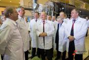 Зюганов и Рогозин встретились в Центре Хруничева