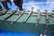 Ким Чем Ыну показали новое оружие