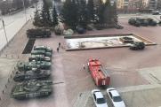 «Где резиновые башмаки?» Советница Высокинского пожаловалась на военных