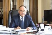 Игорь Бычков покинул пост ректора ИГУ, чтобы подготовиться к выборам