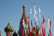 Москва потратит 55 миллионов рублей на салют и украшение Красной площади к 9 Мая