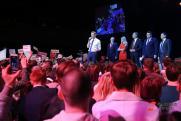 «Собянина – в Туркмению» и поддержка коммунистам. Как прошла встреча Навального с избирателями