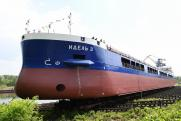 «Красное Сормово» спустило на воду новый сухогруз «Идель-3»