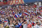 Наплыв болельщиков прогнозируется на «Мордовия Арене» на матче Россия – Сан-Марино