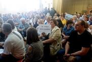 «Мы против того, чтобы нас дурили». В Нижнем Новгороде обостряется конфликт вокруг строительства храма в сквере