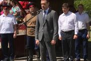 В Зимовниковском районе казаки показали, что значит «Готов к труду и обороне»