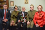 «Праздник, который дорог сердцу каждого». Сотрудники «Самотлорнефтегаза» поздравили ветеранов с Днем Победы