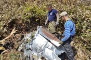 «Останки летчиков остаются лежать в земле на месте трагедии, а в могилах хоронят их личные вещи»