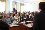 «Жить одним годом мы с вами права не имеем». Нижегородский губернатор нацелил депутатов на сосредоточенную совместную работу
