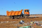 Стройку мусорного полигона под Архангельском заморозили