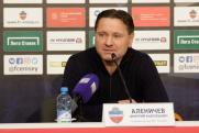 Футбольный «Енисей» покинул премьер-лигу, а Дмитрий Аленичев – «Енисей»