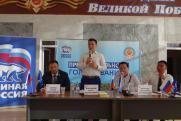 В Калмыкии «Единая Россия» выбрала своего кандидата на пост главы Калмыкии