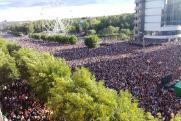 Кировчане отметили День России и юбилей города