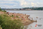 В образовавшейся на чебоксарском пляже яме чуть не утонули 17 человек