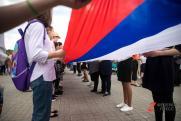 «Хотя я трудно воспринимал эту дату, но пришел к тому, что это день моей страны – России»