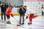 В Домодедове прошел благотворительный хоккейный матч для детей-сирот