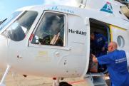 Вертолет санавиации вылетел за пострадавшими в аварии с автобусом под Златоустом