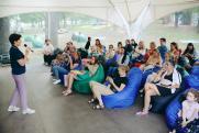 В саду имени Баумана состоялся благотворительный фестиваль «Волшебный мир»