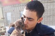 Приморские полицейские помогли бездомному щенку