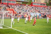 Губернатор Московской области Андрей Воробьев открыл футбольный турнир «Кубок флагов мира»