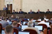 Закон «О кино», увеличение доходов и медпомощь. На Кубани прошло заседание регионального парламента