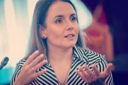 В Новосибирске депутат заксобрания Дарья Украинцева ушла из ЛДПР