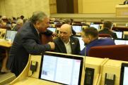 «Нужна публичность, а не кулуарность». Депутаты Новосибирской области собрались в последний раз перед отпуском