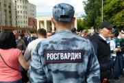 Госдуму просят раскрыть данные росгвардейцев, разгоняющих митинги