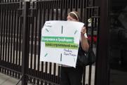 Москвичи устроили протест против поправок в Градостроительный кодекс