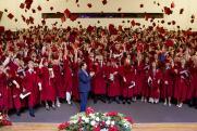 Директора крупных компаний дали напутствие выпускникам РАНХиГС