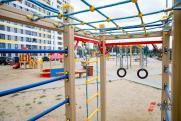 «Единая Россия» намерена популяризовать спорт во дворах жилых домов