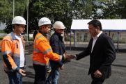 Воробьев: строительство объездной дороги в Сергиевом Посаде выполнено на 80 %