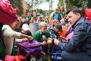 Андрей Воробьев навестил детей из Иркутской области, отправленных в детский лагерь «Осташево»