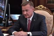 Старовойт рассказал Путину о значимости нацпроектов для Курской области