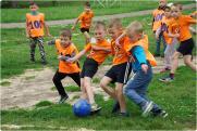 «Это хорошая традиция». Под Магнитогорском прошел финал турнира по футболу среди дошкольников