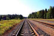 В Пермском крае укрепляют размытый обильными дождями участок железной дороги