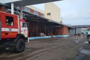 На молочном заводе в Казани зафиксирована утечка аммиака