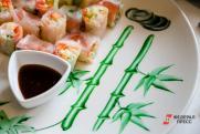 «Пищевую экзотику типа суши можно употреблять не чаще, чем раз в три недели»
