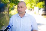 В Севастополе выбрали спикера заксобрания