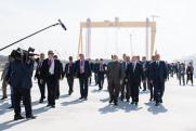 Владимир Путин показал Индии новую «Звезду». Глава России познакомил Нарендру Моди с уникальной судостроительной верфью