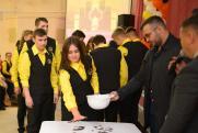 «Добро пожаловать в ряды нефтяников!» Школьников Нефтеюганска посвятили в ученики «Роснефть-класса»