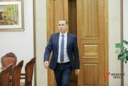 Вадим Шумков вступил в должность главы Зауралья
